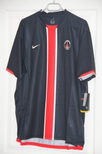 Maillot domicile 2006-07 (collection MaillotsPSG)