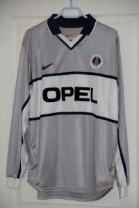 Maillot extérieur 1999-2000 (collection MaillotsPSG)