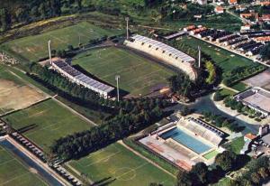 Le stade de Beaublanc
