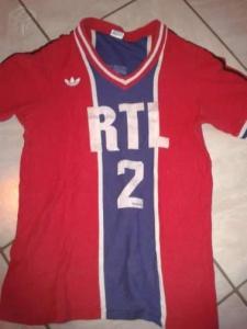 Maillot Coupe de France 1976-77