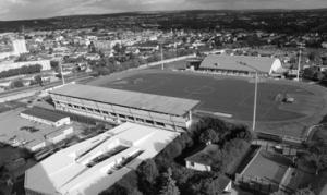 Le stade Aimé-Bergeal