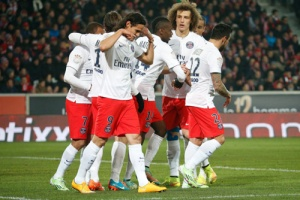 Photo Ch. Gavelle, psg.fr (image en taille et qualité d'origine : http://www.psg.fr/fr/Actus/105003/Galeries-Photos#!/fr/2014/2899/43640/match/Lille-Paris-1-1/Lille-Paris-1-1)