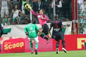 Photo Ch. Gavelle, psg.fr. Image en taille et qualité d'origine: http://www.psg.fr/fr/Actus/105003/Galeries-Photos#!/fr/2010/2034/25969/match/Saint-Etienne-PSG-1-1/ASSE-PSG-1-1