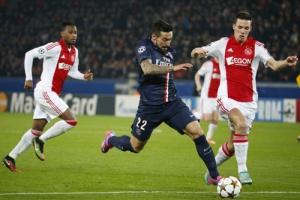 Photo Ch. Gavelle, psg.fr (image en taille et qualité d'origine: http://www.psg.fr/fr/Actus/105003/Galeries-Photos#!/fr/2014/3000/43405/match/Paris-Ajax-3-1/Paris-Ajax-3-1)