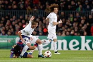 Photo Ch. Gavelle, psg.fr (image en taille et qualité d'origine: http://www.psg.fr/fr/Actus/105003/Galeries-Photos#!/fr/2014/3001/43796/match/Barcelone-Paris-3-1/Barcelone-Paris-3-1)