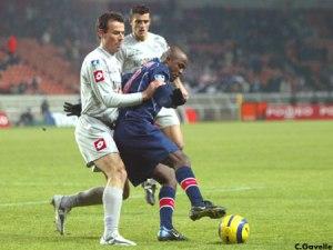 Reinaldo à la lutte avec Arribagé (Ch. Gavelle)