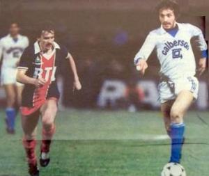 Didier Toffolo à la poursuite de De Falco