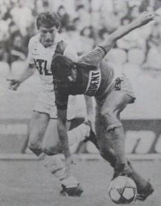 Luis Fernandez presse Redon
