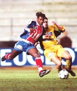 Aliou Cissé à la lutte