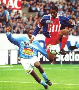 Strasbourg psg 1 0 05 03 00 coupe de france 99 00 - Coupe de france strasbourg ...