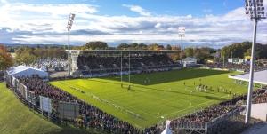 Le stade du Hameau