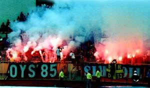 """""""Craquage"""" des fans parisiens"""