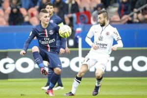 Photo Ch. Gavelle, psg.fr (image en taille et qualité d'origine: http://www.psg.fr/fr/Actus/105003/Galeries-Photos#!/fr/2014/2908/45117/match/Paris-Caen-2-2/Paris-Caen-2-2)