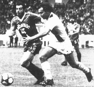 Jean-Claude Lemoult à la lutte