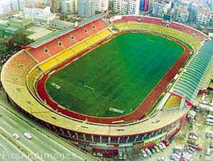 Le stade Ali Sami Yen