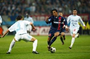 Ronaldinho, le cauchemar des marseillais