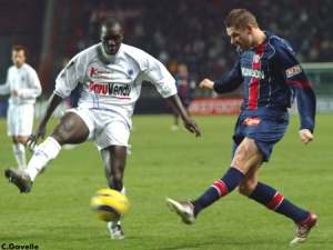 Sylvain Armand devance N'Diaye (Ch. Gavelle)