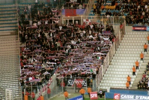 Les fans parisiens (Mouvement Ultra)