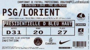 0607_PSG_Lorient_billet