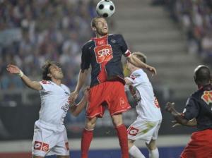 Sylvain Armand devance Fiorèse