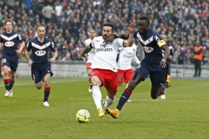 Photo Ch. Gavelle, psg.fr (image en taille et qualité d'origine: http://www.psg.fr/fr/Actus/105003/Galeries-Photos#!/fr/2014/2912/45637/match/Bordeaux-Paris-3-2/Bordeaux-Paris-3-2)