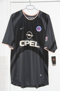 Troisième maillot 2001-02 (collection MaillotsPSG)