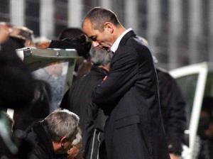 Paul Le Guen et le PSG semblent couler...