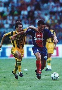 Laurent Fournier au duel