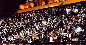 Les fans parisiens présents en Grèce