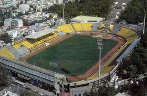 Le stade Nikos-Goumas