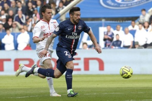 Photo Ch. Gavelle, psg.fr (image en taille et qualité d'origine: http://www.psg.fr/fr/Actus/105003/Galeries-Photos#!/fr/2014/2917/46392/match/Paris-Lille-6-1/Paris-Lille-6-1)