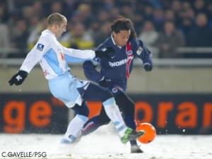 Ronaldinho à la lutte (Ch. Gavelle)