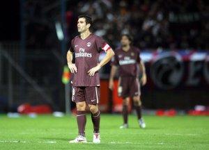 Le capitaine, Pedro Pauleta