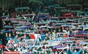 Les près de 1000 fans parisiens ayant fait le déplacement