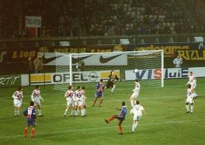 L'ouverutre du score de Bruno Ngotty (JP Granvalet, archives personnelles)