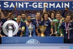 La saison du PSG résumée en une image!