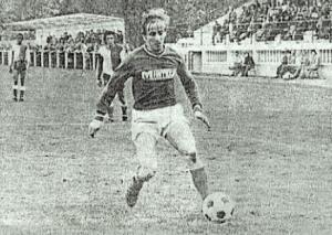 Jean-Louis Brost balle au pied (archives MK)