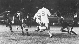 Tir de François M'Pelé