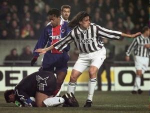 Patrice Loko échoue sur le portier bianconero