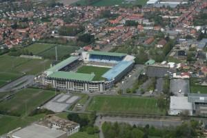 Le stade Jan-Breydel