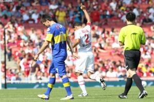 Photo Ch. Gavelle, psg.fr (image en taille et qualité d'origine: http://www.psg.fr/fr/Actus/105003/Galeries-Photos#!/fr/2011/2250/26907/match/Boca-Juniors-PSG/Boca-Juniors-PSG-0-3)