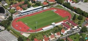 Le stade d'Hartberg