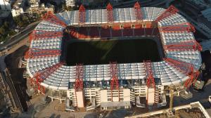Le stade Georgios-Karaiskakis