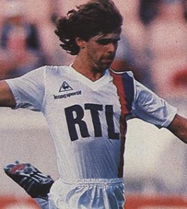 Maillot domicile 1984-85