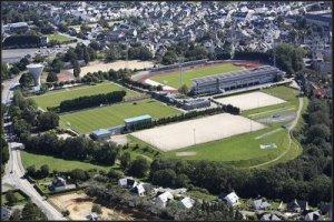 Le stade de Penvillers