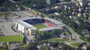 Le stade Lerkendal