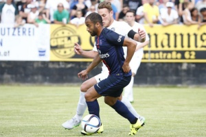 Photo Ch. Gavelle, psg.fr (image en taille et qualité d'origine: http://www.psg.fr/fr/Actus/105003/Galeries-Photos#!/fr/2015/3135/47678/match/Wiener-Paris-0-3/Wiener-Paris-0-3)