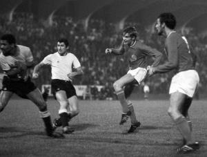 L'ouverture du score parisienne par Michel Prost (archives MK)