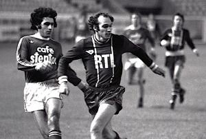 Carlos Bianchi, auteur d'un triplé (archives MK)