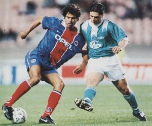 Ray face au FC Vaduz